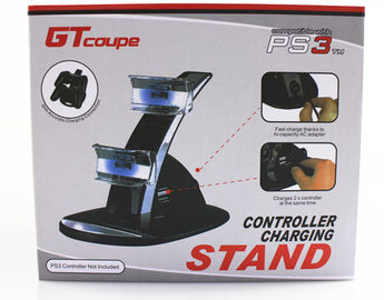 China Playstation 3 Joystick Gaming Charging Station / PS3 Dual Charging Station supplier