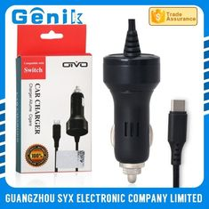 China Nintendo Switch USB Car Charger For Charging An Additional Device Simultaneously supplier