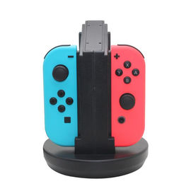 China Colorful Joy Con Charging Station , Nintendo Switch Charging Station supplier