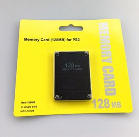 Professional Video Game Memory Card / 128MB Memory Card Compact Design