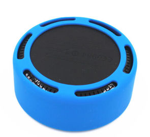 China Eco Friendly Play Gaming Accessories Silicone Material Amazon Echo Dot Case / Stand factory