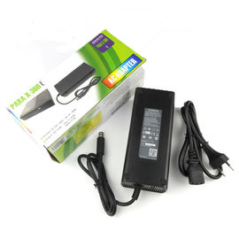 Professional Video Game Adapter / Black Xbox 360 E Adapter Power Supply