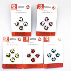 Cute Cat Claw Nintendo Switch Thumbstick Caps Silicone Material For Protective